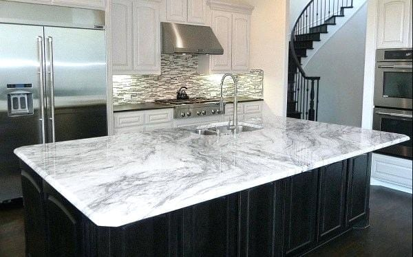 Marble Countertop using Countertop EFX