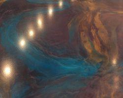 Marbleized Satin EFX Floor