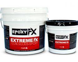 Xtreme FX Epoxy for Metallic Floors from Epoxy FX