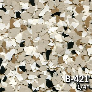 Shoreline B-411 Floor Flakes
