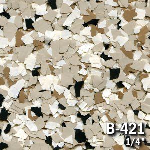 Shoreline B-411 Floor Flakes