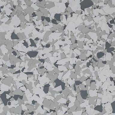 Snow Fall B-602 Floor Flakes