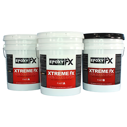 Xtreme FX Metallic Flooring Epoxy