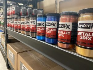 Metallic 3DFX in Epoxy FX Warehouse